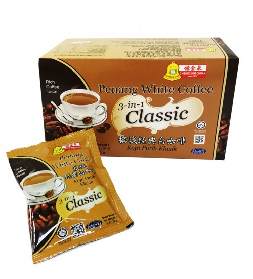 Classic Coffee 3-in-1, 30g x 15