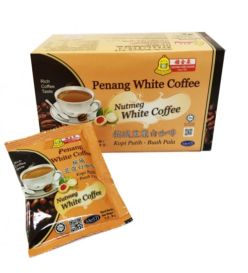 Nutmeg Coffee 3-in-1, 30g x 15