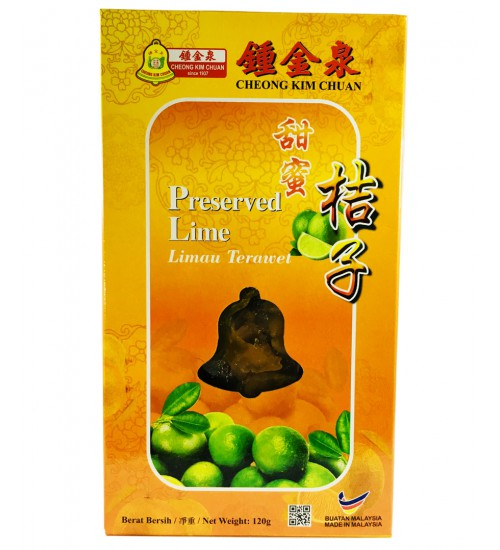 Preserved Limes, 120g